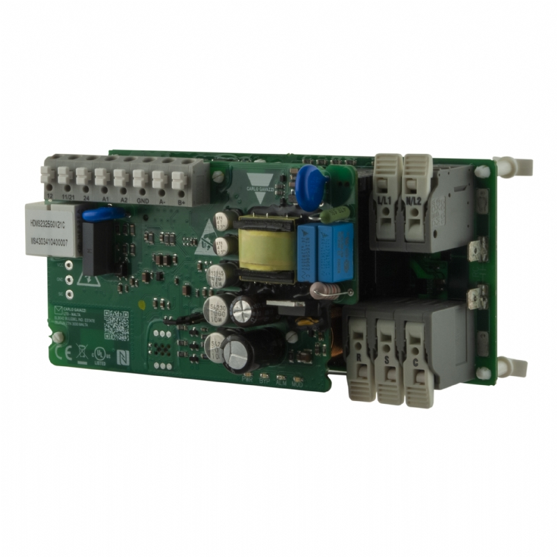 04. HDMS - Soft Start monofase