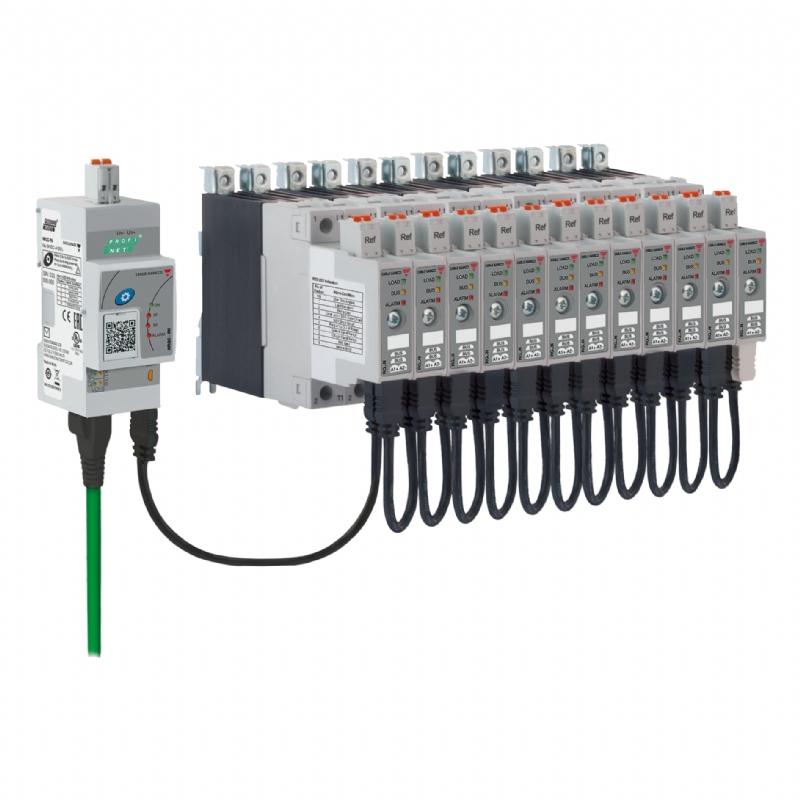 04. NRGC-PN - Controller NRG per unità statiche