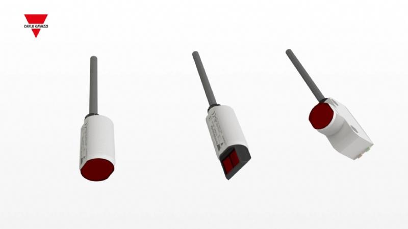 PA18 / PH18 - Sensori fotoelettrici compatti M18
