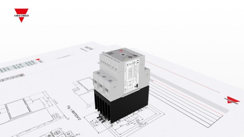 RGTS - Avviatore statico per motori monofase