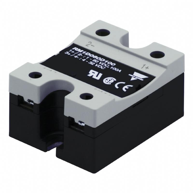 04. RM1D - Relè statico per CC