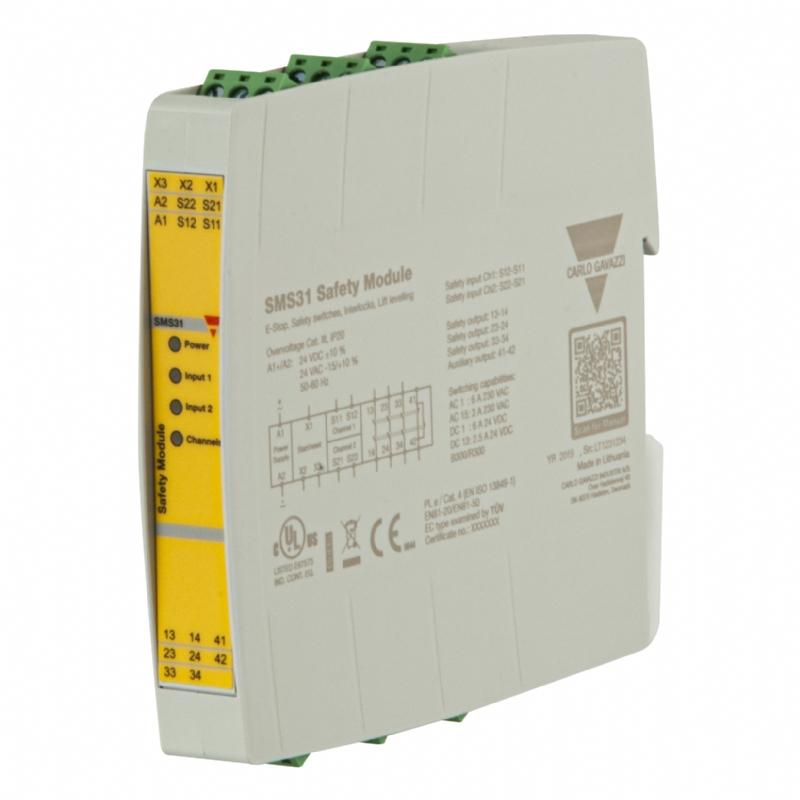 03. SM - Moduli di sicurezza multifunzione