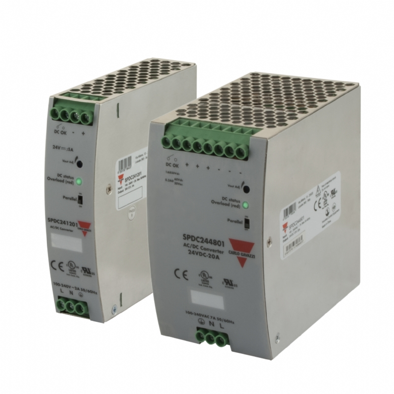 04. SPDC / SPDM - Alimentatori switching
