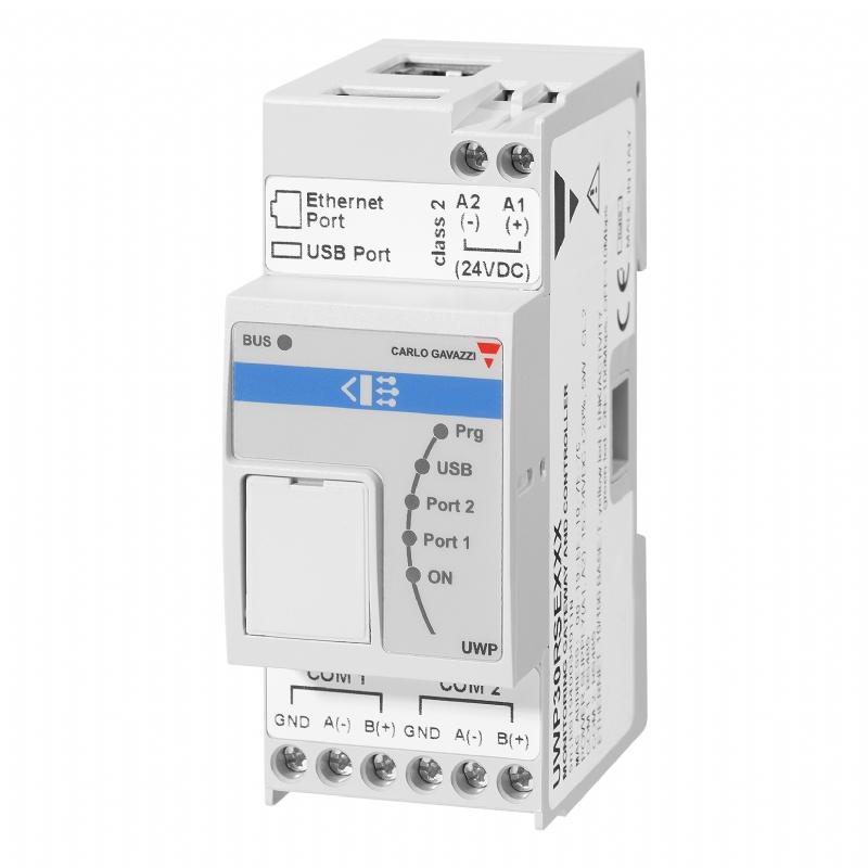 07. UWP 3.0 - Il cuore di ogni sistema di monitoraggio energetico