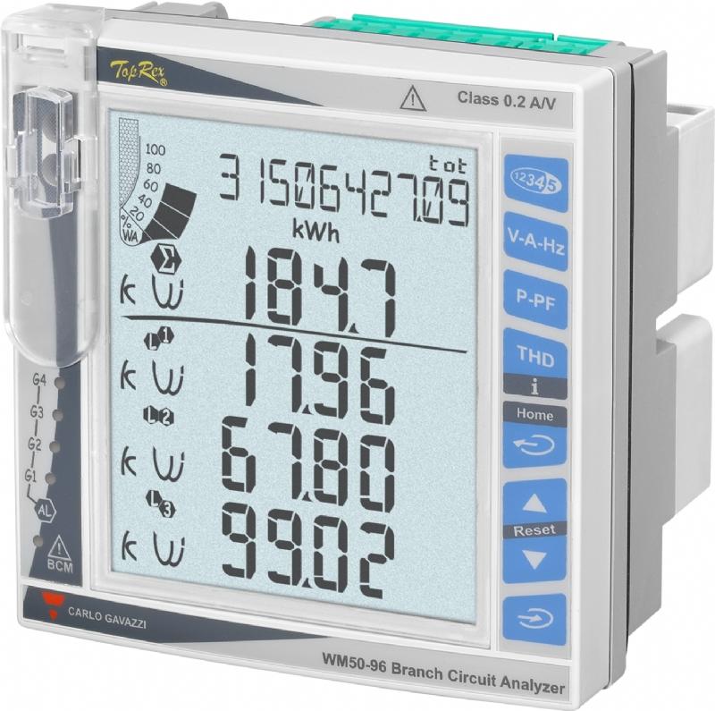 07. WM5096 - molte linee da misurare, un solo strumento