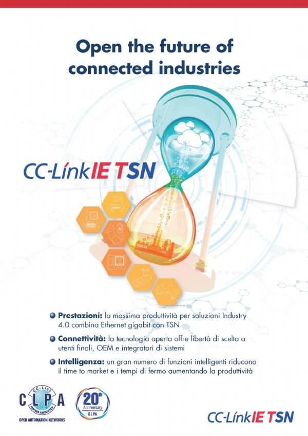 Open the Future of Connected Industries