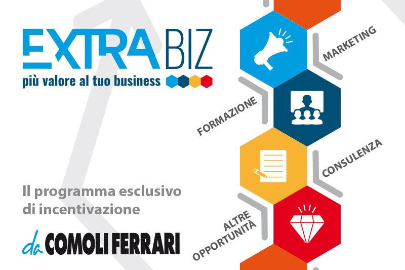 EXTRA BIZ. Più valore al tuo business