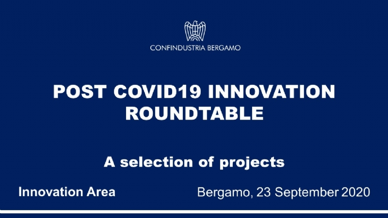Post Covid19 innovation roundtable