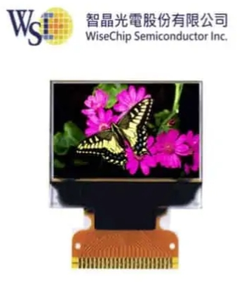 Full Color Display OLED