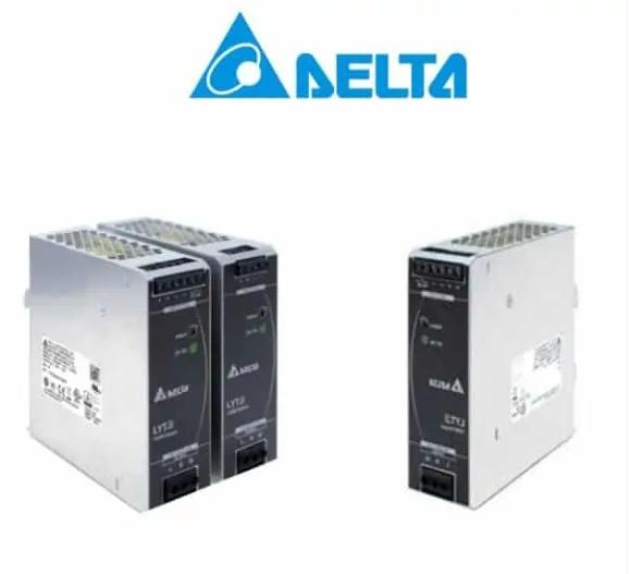 Alimentatore Din Rail AC/DC LYTE II (120W - 240W) Compatto e Ultrasottile