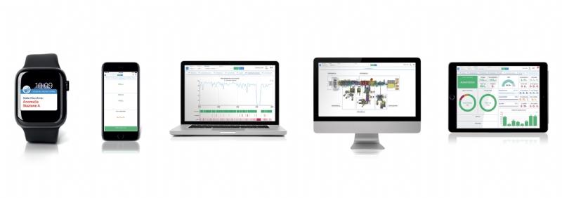 Sistema di Monitoraggio Cosberg