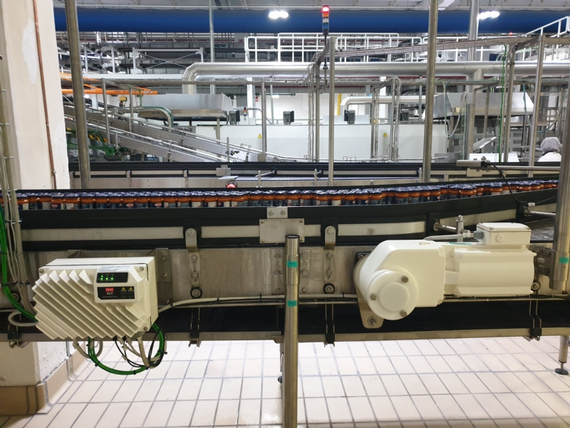 Danfoss VLT® FlexConcept la soluzione eco-efficiente per l'industria Alimentare e del Packaging