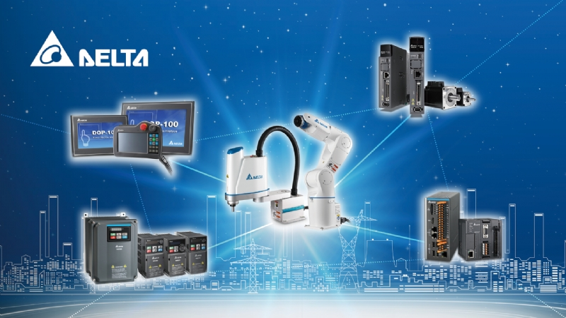 Delta Electronics Company Video