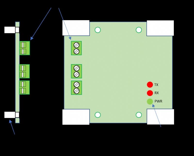 QC-RS485-ISOLATOR