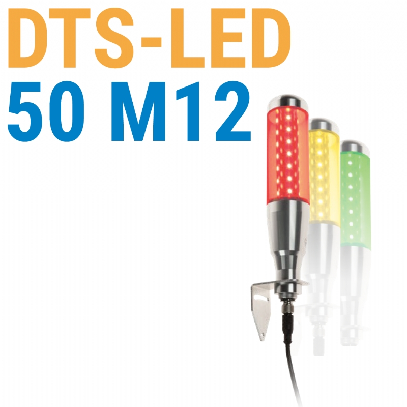 DTS-LED 50 M12