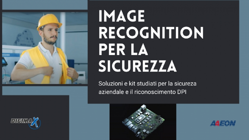 Soluzioni industriali di image e face recognition per la sicurezza aziendale