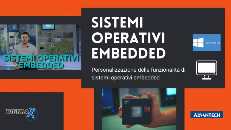 Sistemi operativi dedicati per soluzioni embedded