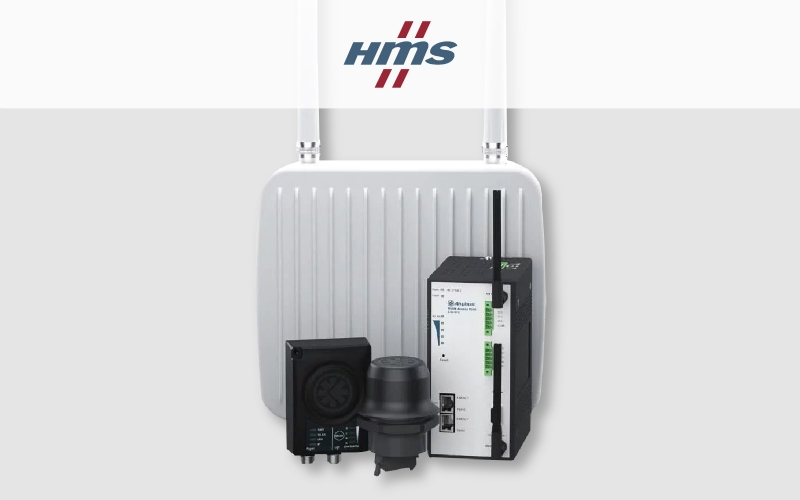 HMS / Anybus Wireless Solutions
