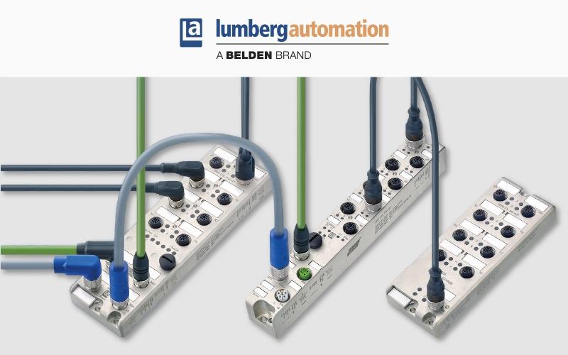 Lumberg Automation I/O Link