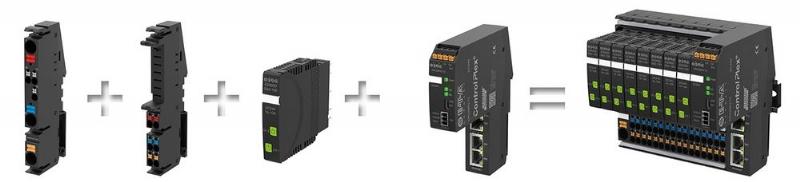 Sistema ControlPlex® CPC20