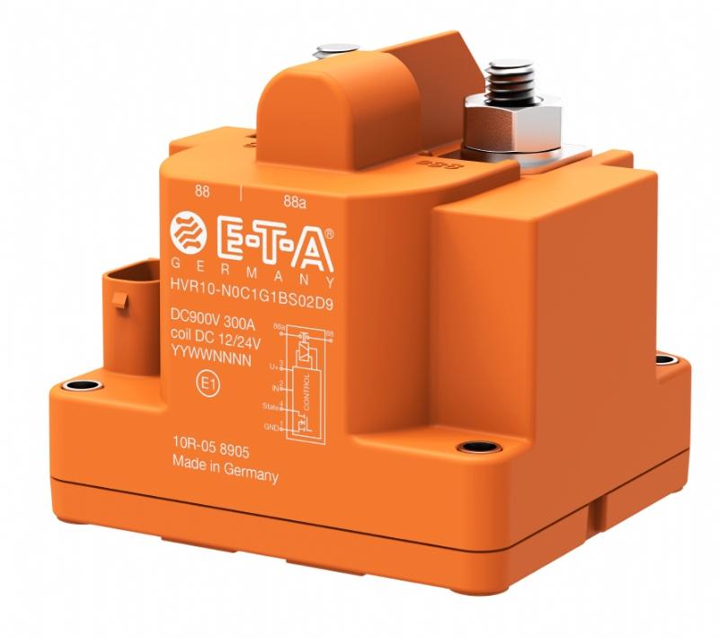 High Voltage Contactor HVR10