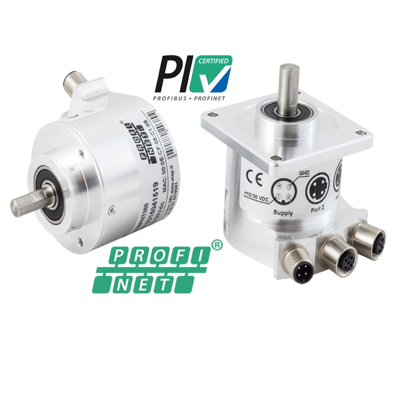 Encoder assoluto MEM-Bus Profinet