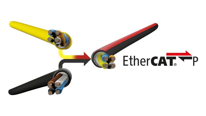 EtherCAT P