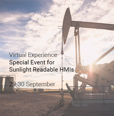 Virtual Experience: Sunlight Readable Special Event