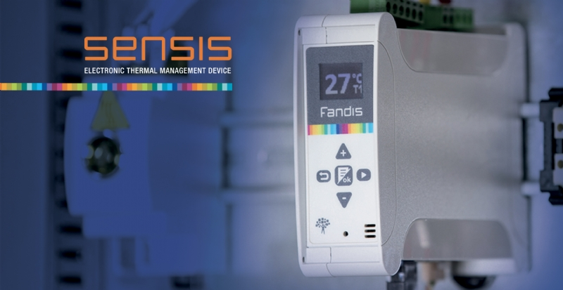 Sensis, dispositivo IIoT per il thermal management