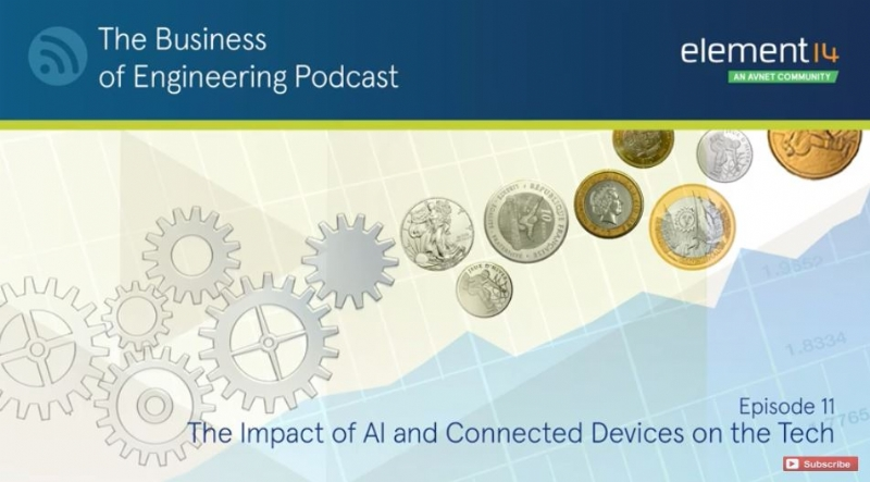 The Impact of AI and Connected Devices on the Tech Sector | Podcast