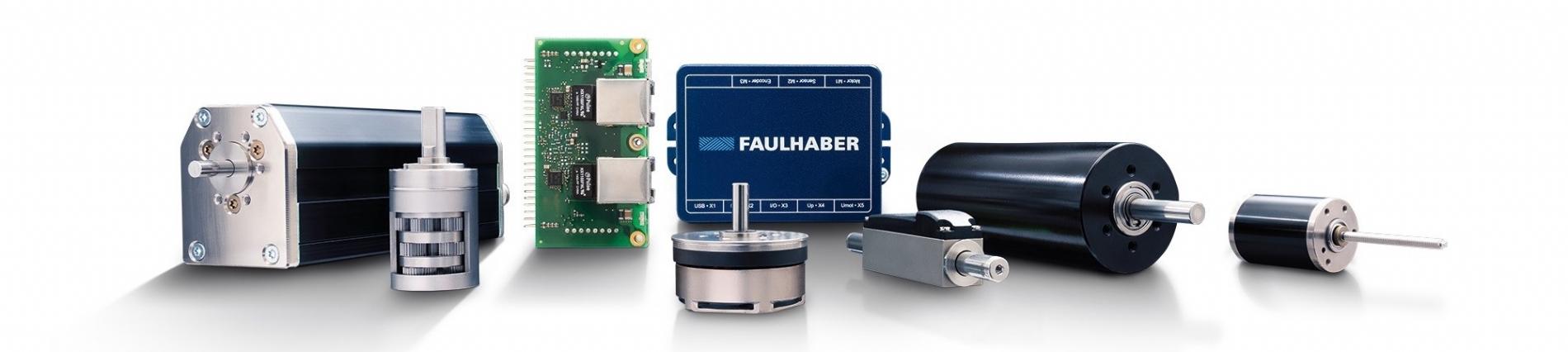 FAULHABER Sistemi di azionamento per la robotica e l'automazione