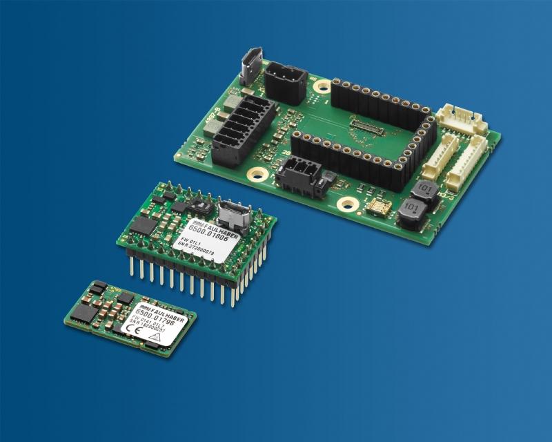 Nuovi controlli di posizione MC 3001 P ed MC 3001 B