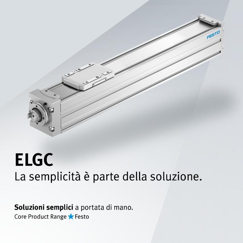 Assi elettrici ELGC ed EGSC