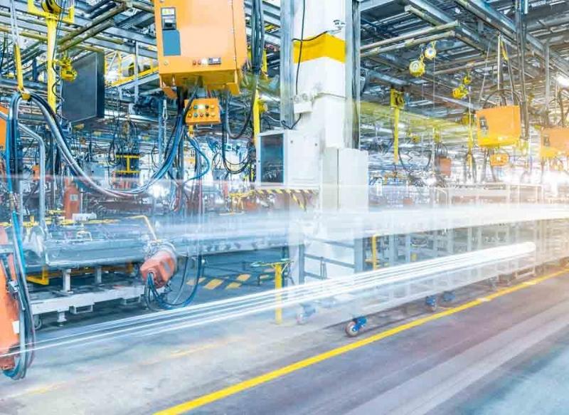 Sistemi Anticollisione per la sicurezza industriale 4.0