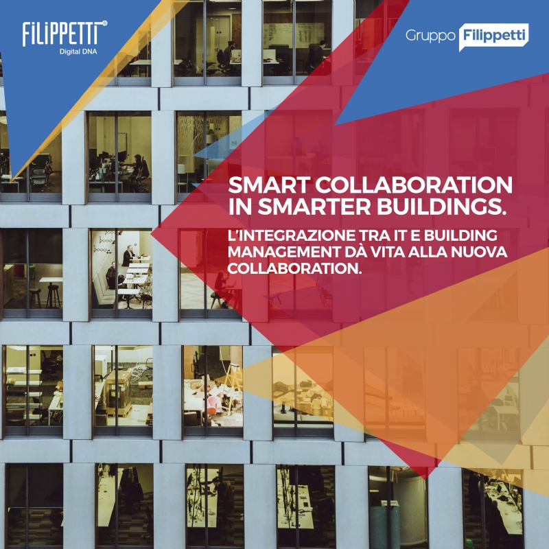 Smart collaboration in smarter buildings