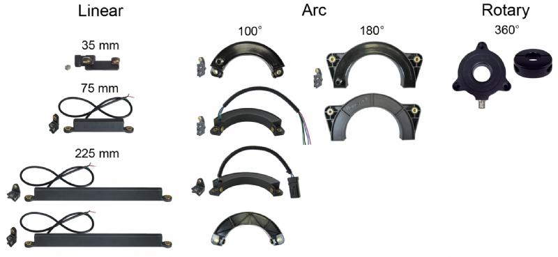 Magnetic Smart Sensors