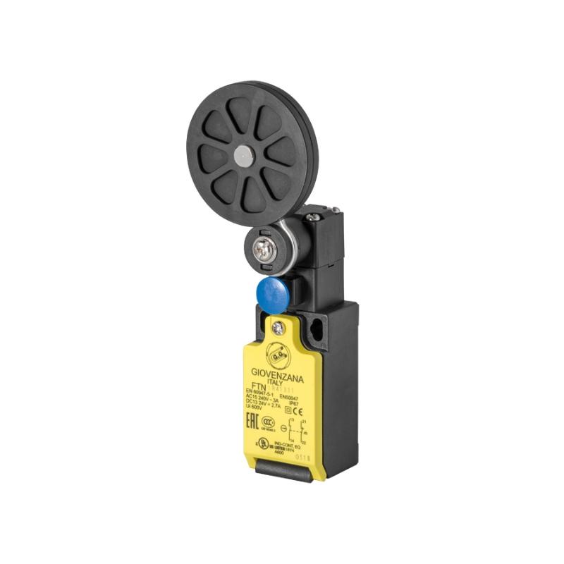 Finecorsa termoplastici con riarmo manuale IP67