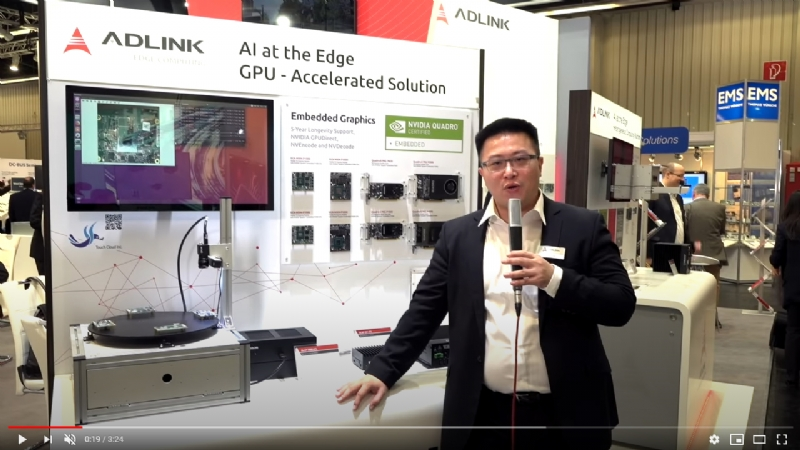 Embedded Graphics Accelerates AI at the Edge