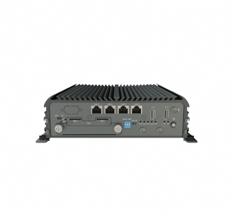 PC EMBEDDED FANLESS_ RCO-3400