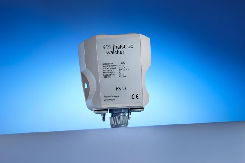 Trasduttore di pressione differenziale PS17