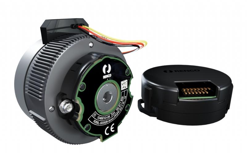RENCO - La nuova generazione dei trasduttori rotativi per motori passo passo e BLDC