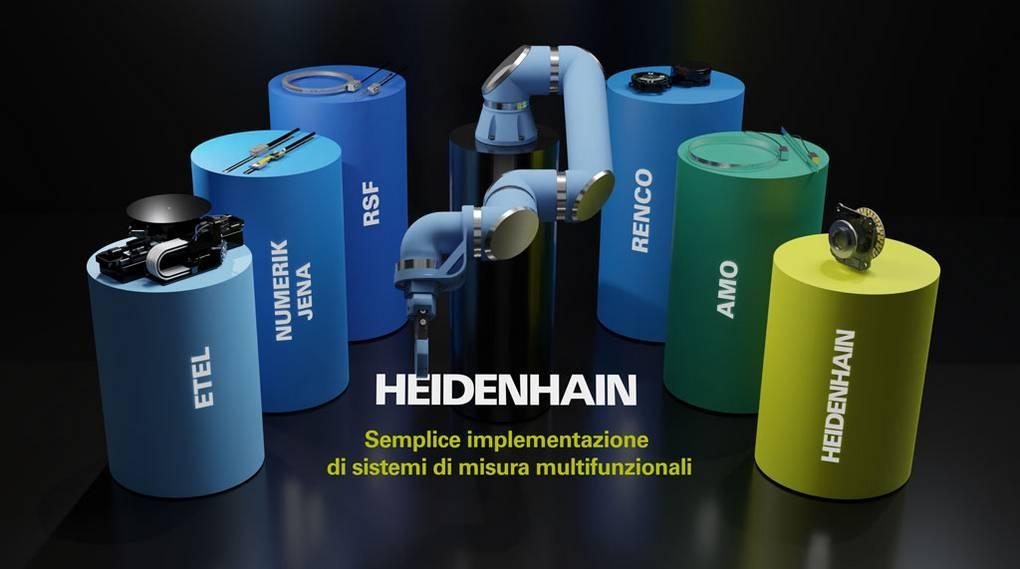 HEIDENHAIN - HMC 2