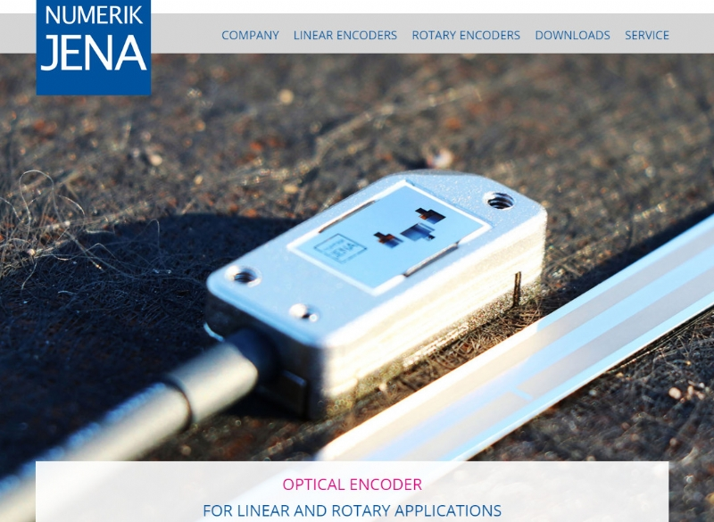 NUMERIK JENA LIKGO OPTICAL INCREMENTAL ENCODER