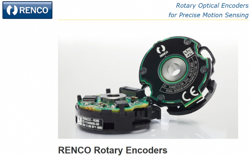 The New RENCO Rotary Encoders