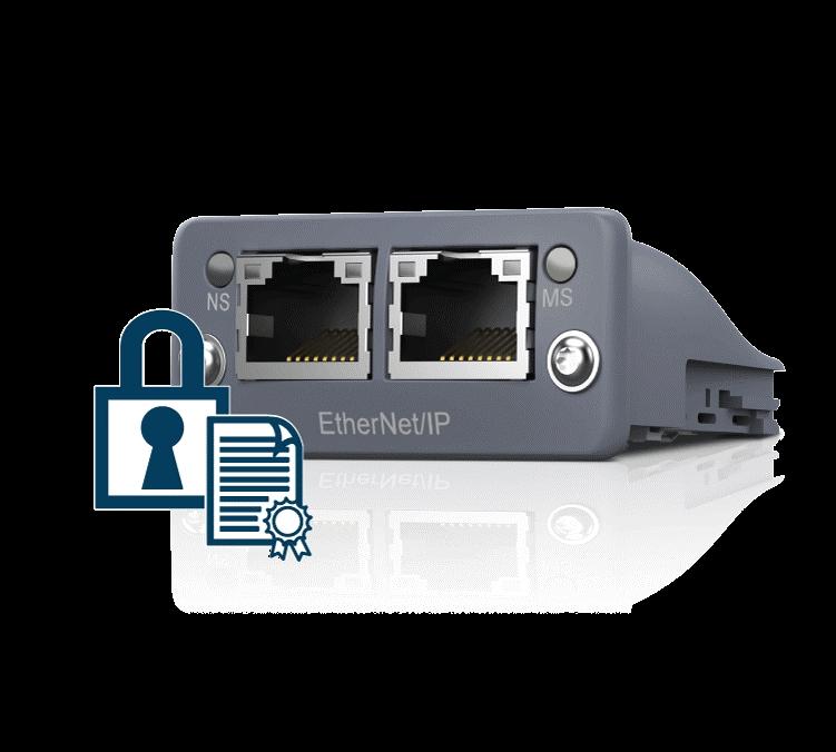 Anybus CompactCom offre connettività IIoT sicura aggiungendo crittografia, autenticazione e autorizzazione