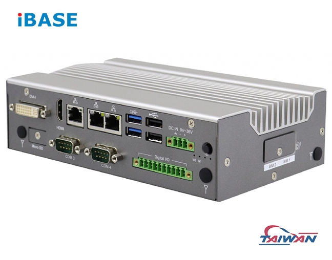 AGS103T Intel® Atom™ Processor  (Elkhart Lake Platform) Gateway Box PC