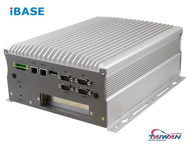AMI23x Fanless BOX PC con processori di 9°/8° Gen Intel® Core™ i7/i5/i3 Desktop
