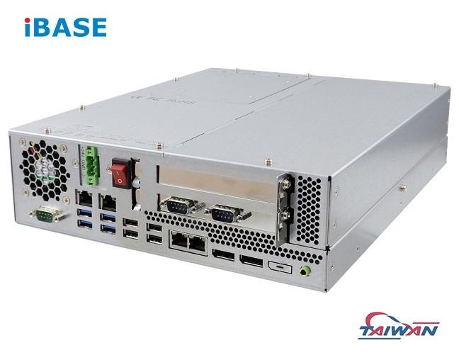 AMS210 Controllo automatico con CPU Intel® Core™ 8°/9° Generazione Coffe Lake Refresh