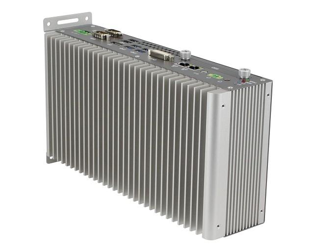 AMS300 BOX PC fanless Intel® Core ™ di 6° gen. Skylake/7° gen. Kabylake
