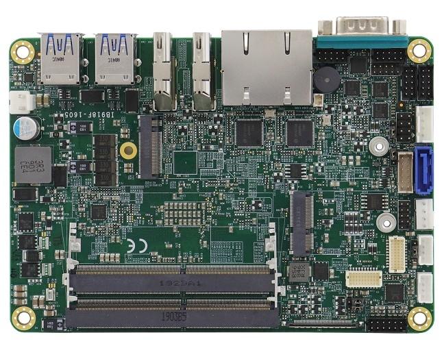 IB918 - AMD Ryzen™ Embedded V1000/R1000 SoC 3.5
